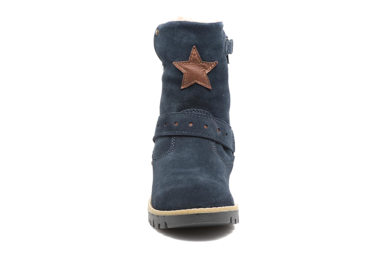 Ankle boots Primigi Ilenia Blue model view