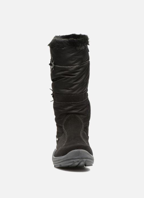 Zapatillas de deporte Primigi Ginevra Negro vista del modelo