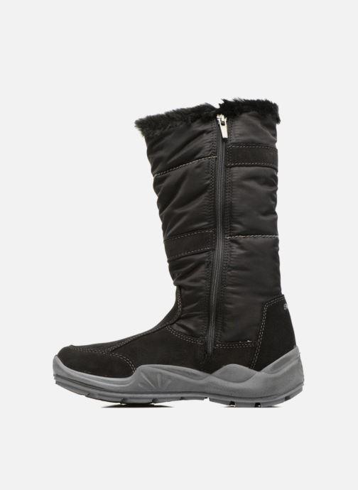 Zapatillas de deporte Primigi Ginevra Negro vista de frente