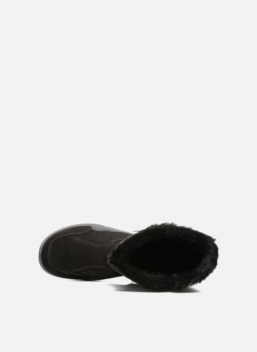 Zapatillas de deporte Primigi Ginevra Negro vista lateral izquierda