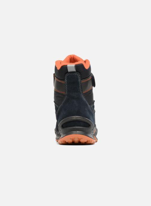 Chaussures de sport Primigi Pier Bleu vue droite