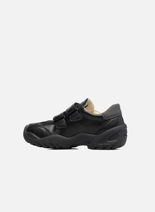 Sneaker Primigi Tom schwarz ansicht von vorne