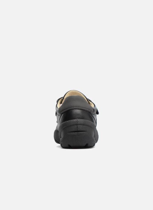 Sneaker Primigi Tom schwarz ansicht von rechts