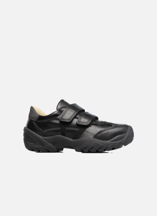 Sneaker Primigi Tom schwarz ansicht von hinten