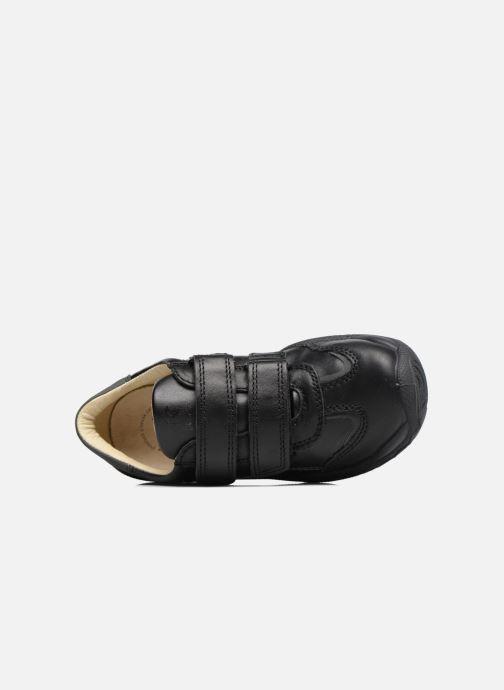 Sneaker Primigi Tom schwarz ansicht von links