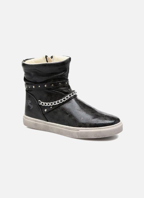 Ankelstøvler Primigi Marika Sort detaljeret billede af skoene