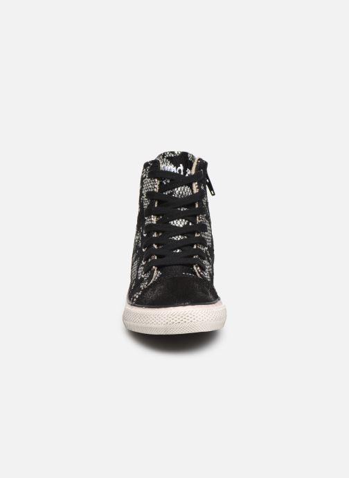 Baskets Primigi Rachele Noir vue portées chaussures