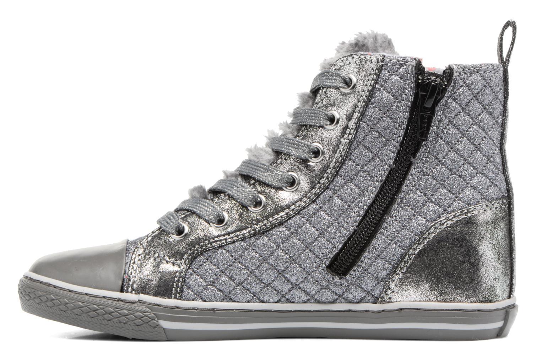 Sneakers Primigi Rachele Grijs voorkant