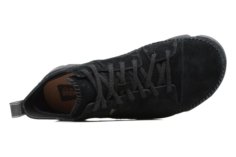 Baskets Clarks Originals TRIGENIC DRY GTX M Noir vue gauche