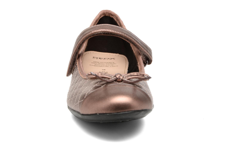 Ballerina's Geox J Plie' D J5455D Roze model