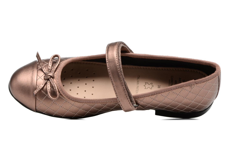 Ballerina's Geox J Plie' D J5455D Roze links