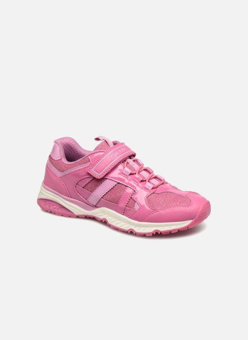 Sneakers Geox J Bernie G. D  J7411D Rosa vedi dettaglio/paio