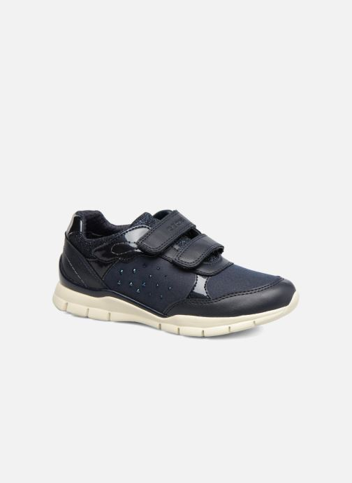 Sneakers Geox J Sukie G. B  J743GB Azzurro vedi dettaglio/paio