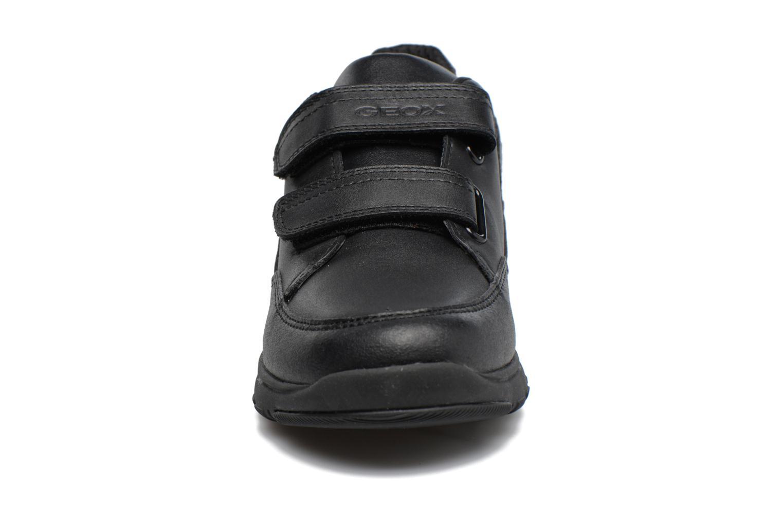 Sneakers Geox J Xunday B. B  J743NB Zwart model