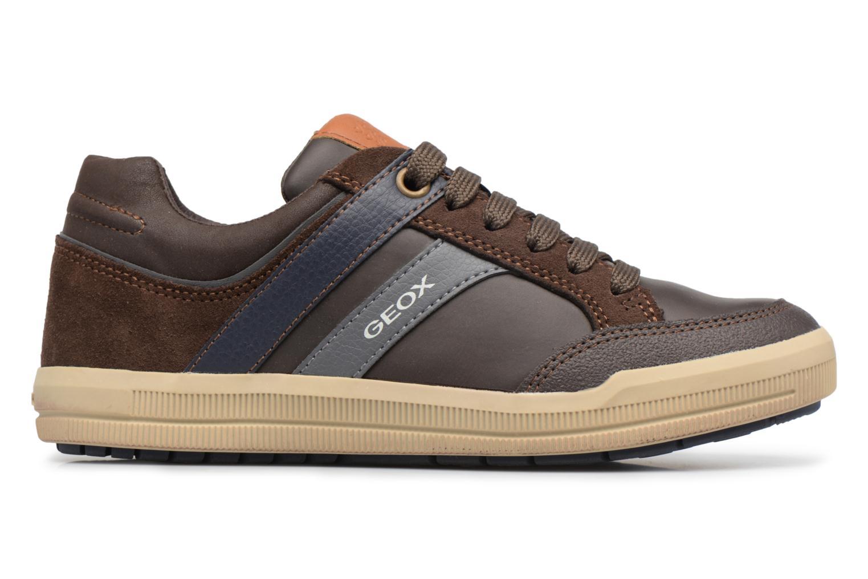 Sneaker Geox J Arzach B. I  J744AI braun ansicht von hinten
