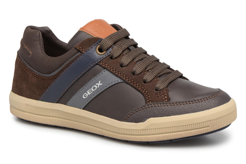 Sneaker Geox J Arzach B. I  J744AI braun detaillierte ansicht/modell