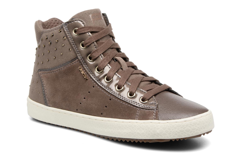Sneakers Geox J Kalispera G.E J744GE Beige detail