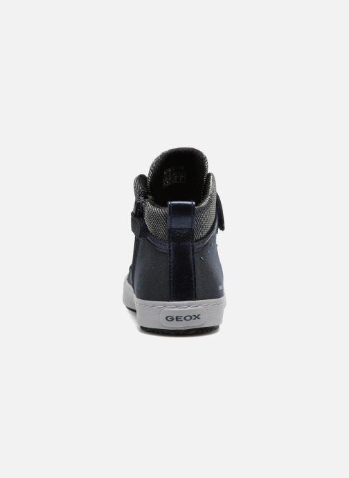 Sneakers Geox J Kalispera G.I J744GI Azzurro immagine destra