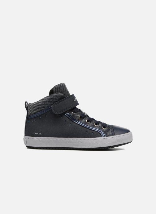 Sneakers Geox J Kalispera G.I J744GI Azzurro immagine posteriore