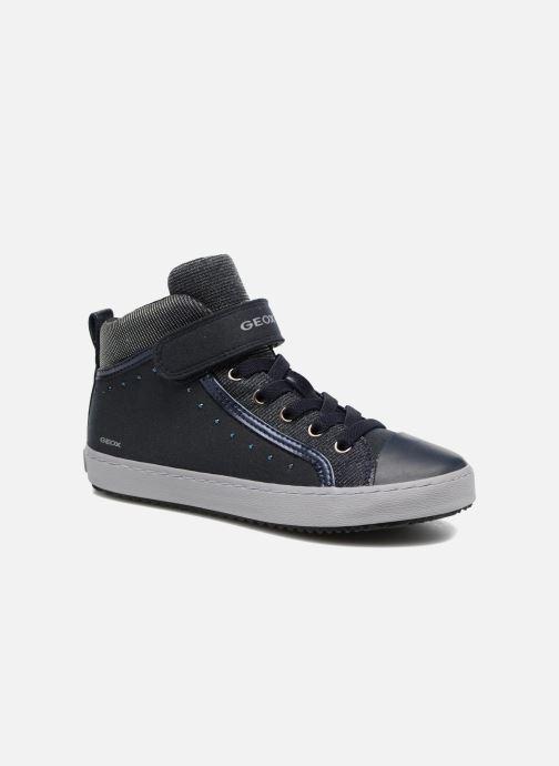 Sneakers Geox J Kalispera G.I J744GI Azzurro vedi dettaglio/paio