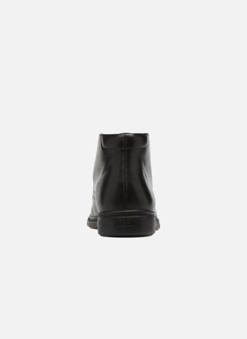 Bottines et boots Geox J Federico A J74D1A Noir vue droite