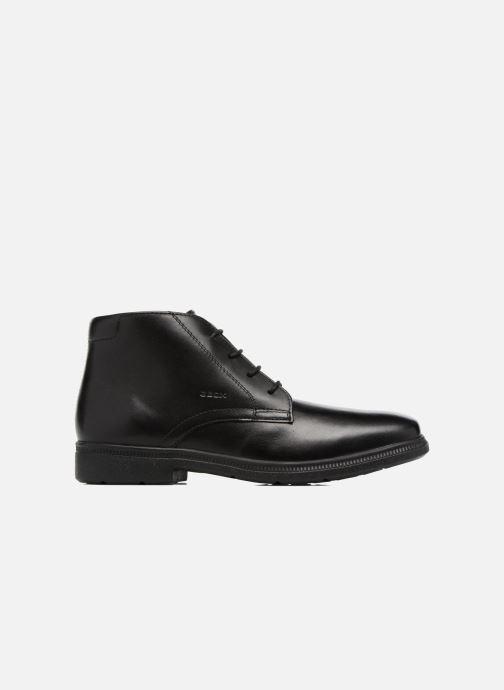Bottines et boots Geox J Federico A J74D1A Noir vue derrière
