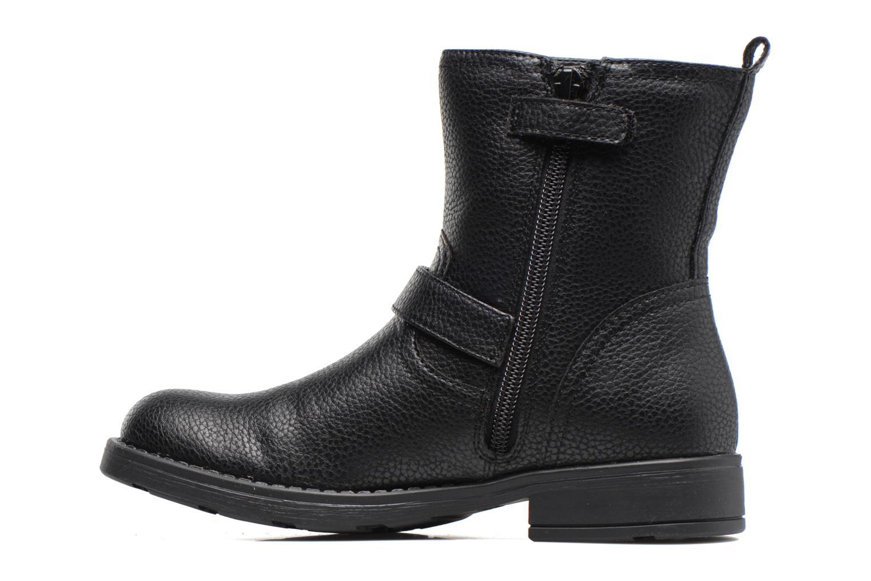 Stiefel Geox J Sofia C J74D3C schwarz ansicht von vorne