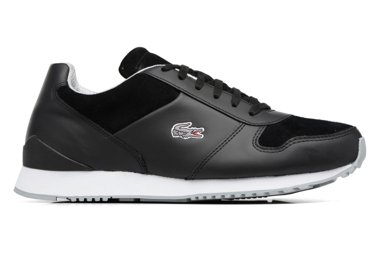 Sneaker Lacoste TRAJET 417 3 schwarz ansicht von hinten