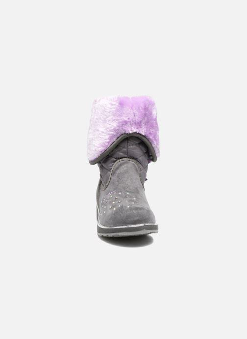 Støvler & gummistøvler Skechers Sparkle Spell Fold n Fab Grå se skoene på