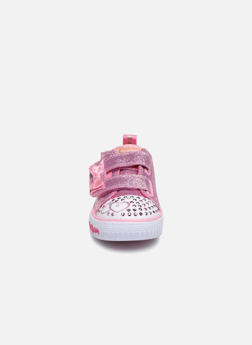 Sneakers Skechers Shuffles Itsy Bitsy Roze model
