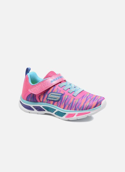 Sneaker Skechers Litebeams Colorburst rosa detaillierte ansicht/modell