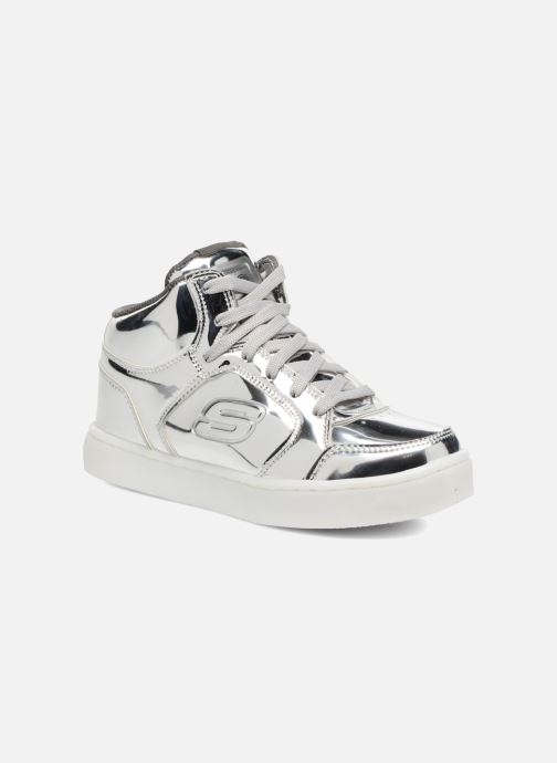 Sneakers Skechers Energy Lights Zilver detail