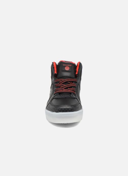 Baskets Skechers Energy Lights Noir vue portées chaussures