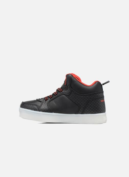 Baskets Skechers Energy Lights Noir vue face