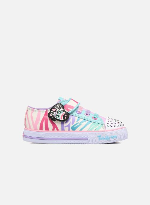 Sneakers Skechers Shuffles Party Pets Multicolore immagine posteriore