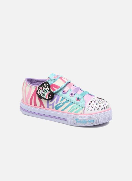 Sneakers Skechers Shuffles Party Pets Multicolore vedi dettaglio/paio