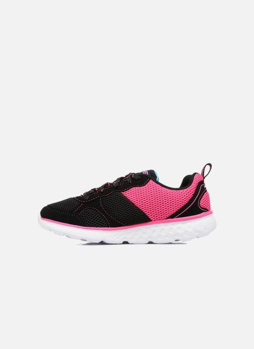 Chaussures de sport Skechers Go Run 400 K Noir vue face