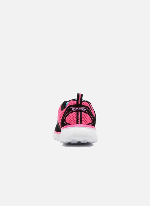 Chaussures de sport Skechers Go Run 400 K Noir vue droite