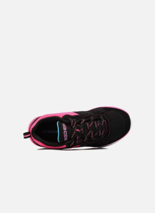Chaussures de sport Skechers Go Run 400 K Noir vue gauche