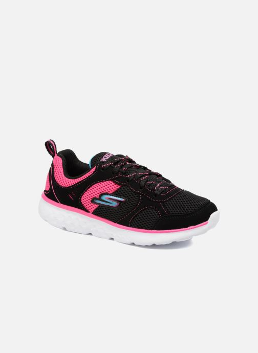 Chaussures de sport Skechers Go Run 400 K Noir vue détail/paire