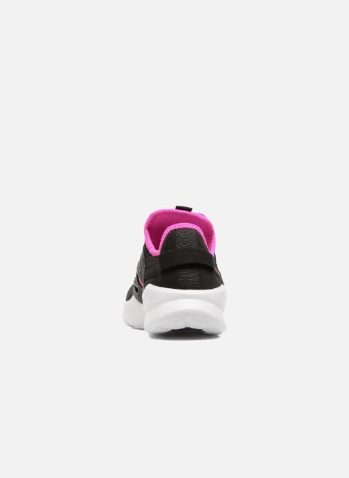 Chaussures de sport Skechers Street Squad Noir vue droite