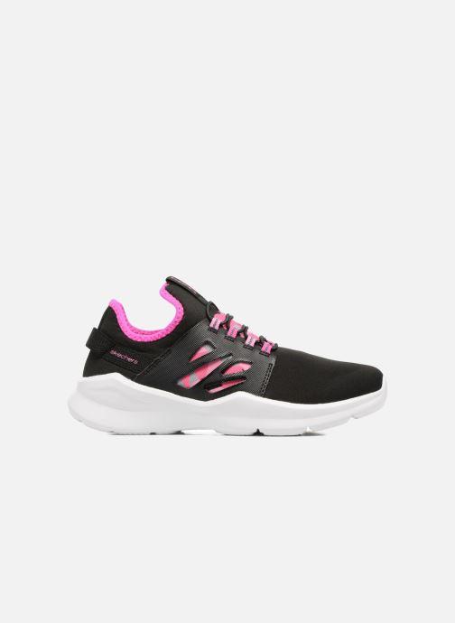 Chaussures de sport Skechers Street Squad Noir vue derrière