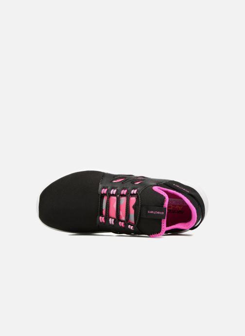 Chaussures de sport Skechers Street Squad Noir vue gauche