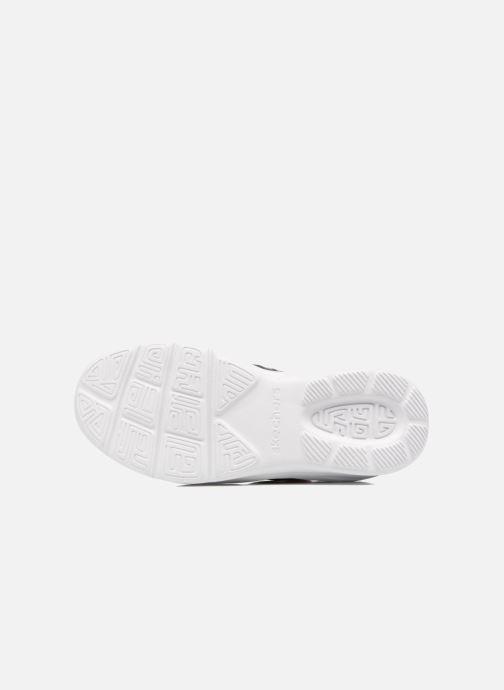 Chaussures de sport Skechers Street Squad Noir vue haut
