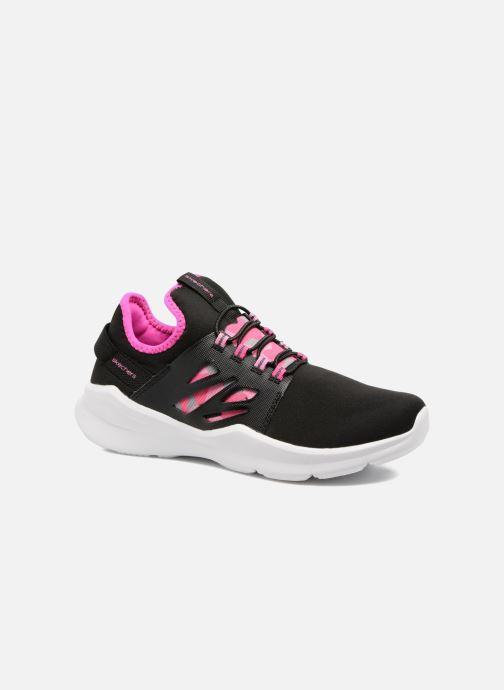 Chaussures de sport Skechers Street Squad Noir vue détail/paire