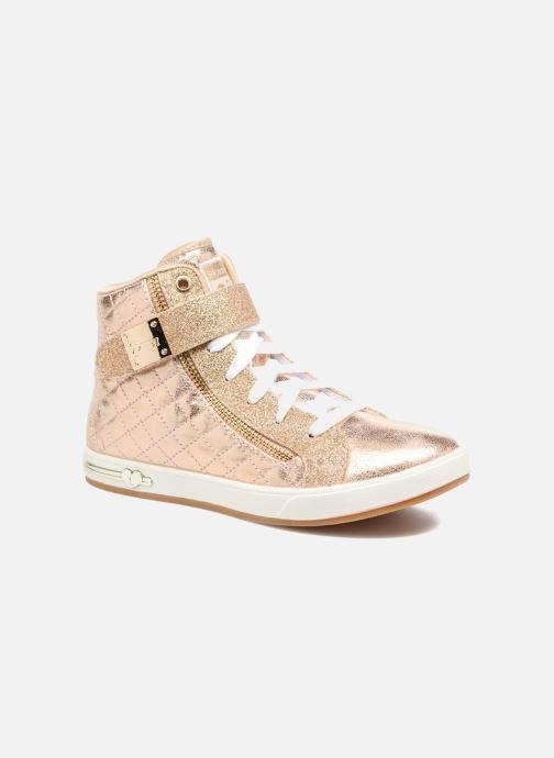 Sneaker Skechers Shoutouts Quilted Crush gold/bronze detaillierte ansicht/modell