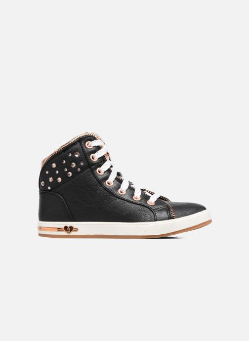 Sneakers Skechers Shoutouts Zipper Fancy Zwart achterkant