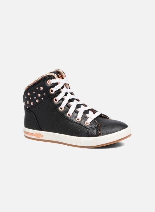 Sneakers Skechers Shoutouts Zipper Fancy Zwart detail