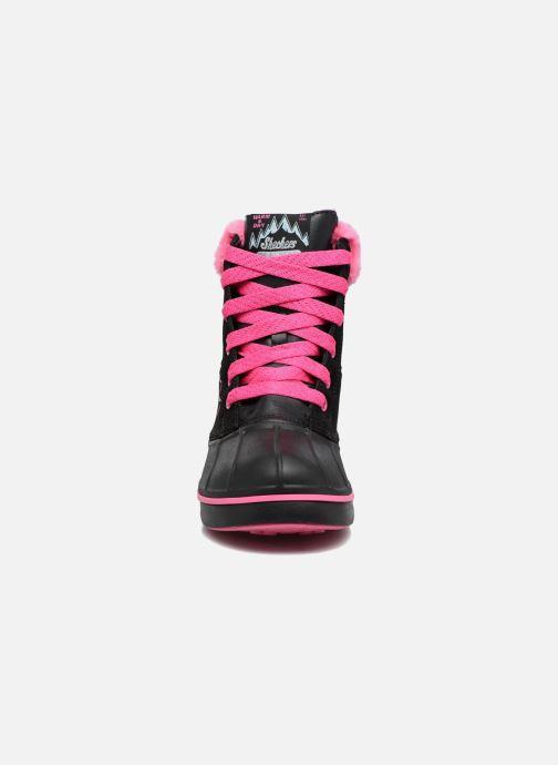 Zapatillas de deporte Skechers Puddle Up Negro vista del modelo