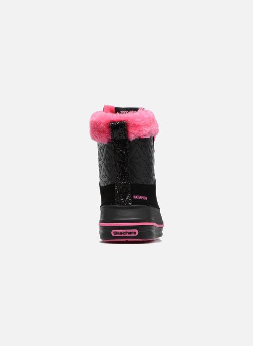 Zapatillas de deporte Skechers Puddle Up Negro vista lateral derecha